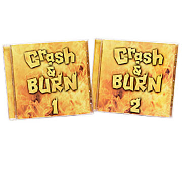 Crash And Burn Product Artwork
