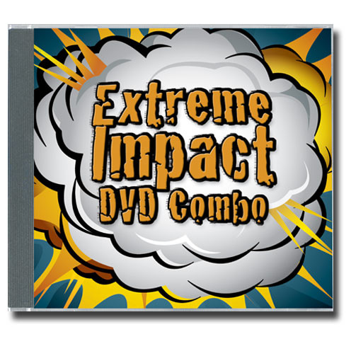 Sound Ideas Extreme Impact Combo Geräusch Archiv