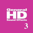 General HD 3 Sound Effects Library Product Image