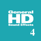 General HD 4 Sound Effects Library Product Image