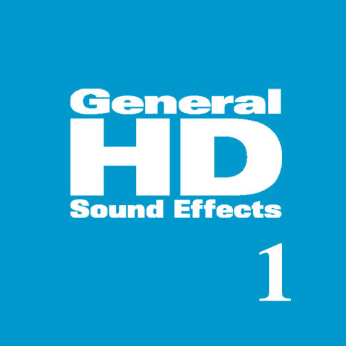 General HD Sound Effects Product Artwork