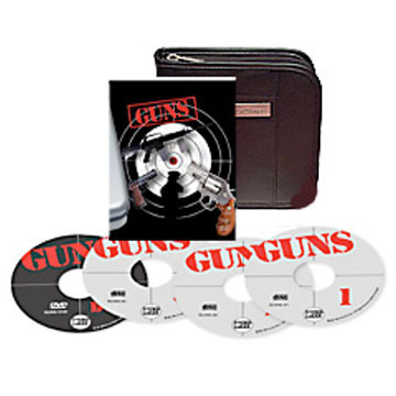 Guns Sound Effects Library Product Artwork
