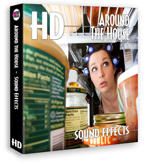 HD – Around the House Sound Effects Product Picture