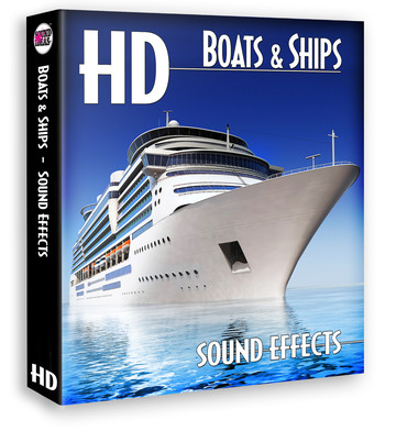 HD – Boats And Ships Sound Effects, Download Version Produkte Bild