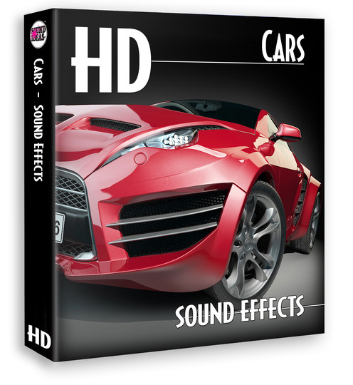 Sound Ideas - HD – Cars Sound Effects