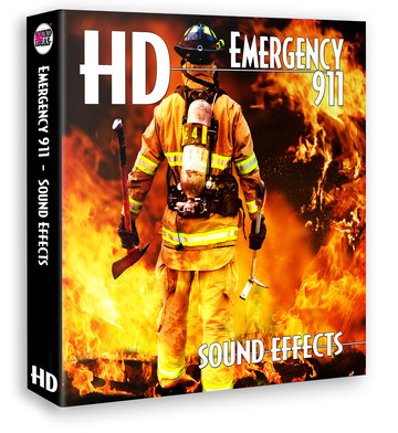 HD – Emergency 911 Sound Effects, Download Version Produkte Bild