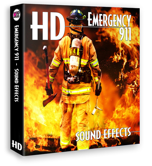 HD – Emergency 911 Sound Effects Product Picture