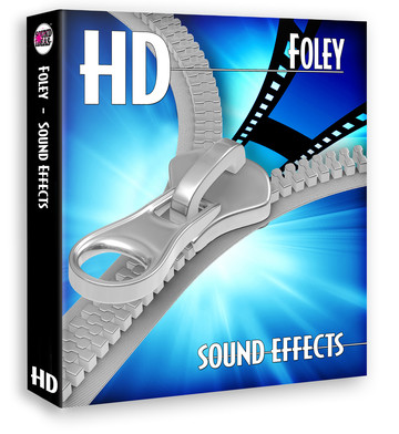 HD – Foley Sound Effects, Download Version Produkte Bild