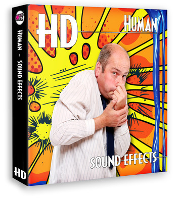 HD – Human Sound Effects, Download Version Produkte Bild