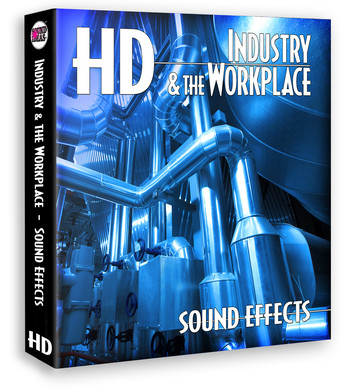 HD – Industry And the Workplace Sound Effects, Download Version Produkte Bild