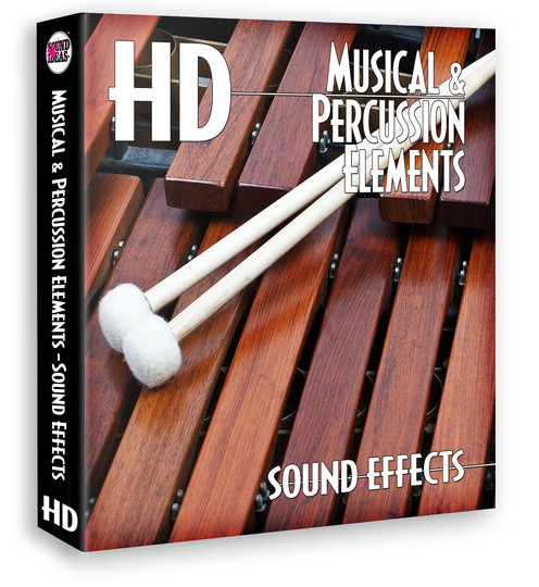 HD – Musical And Percussion Elements Sound Effects Produkte Bild
