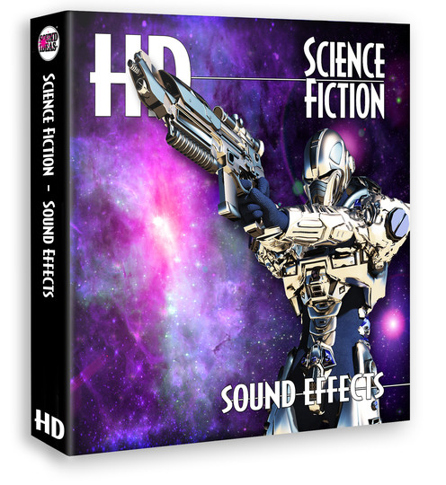 Sound Ideas - HD – Science Fiction Sound Effects