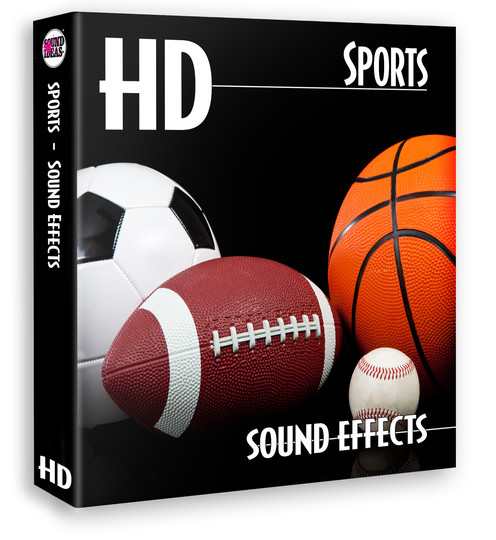 HD – Sports Sound Effects Produkte Bild