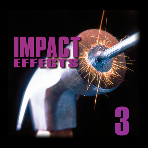 Impact Effects 3 Sound Archive