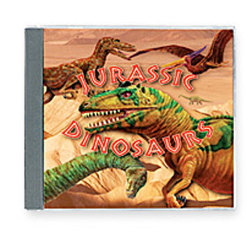 Jurassic Dinosaurs, Download Version Produkte Bild