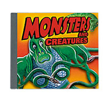 Monsters And Creatures Product Artwork