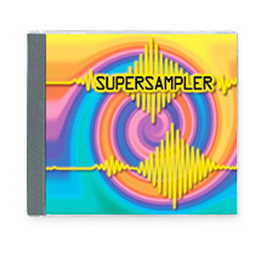 SuperSampler Product Artwork