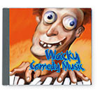 Wacky Comedy Music, Download Version Produkte Bild
