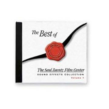 Best of Saul Zaents Film Center SFX Collection, by download Product Image