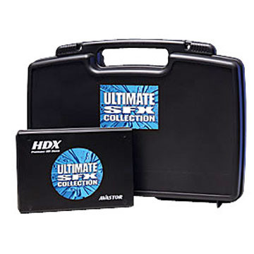 Sound Ideas Ultimate SFX Collection on Hard Drive Product Image