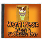 World Music - Africa And The Middle East, by download Product Image