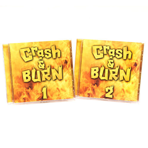 Crash And Burn Sound Archive - Total Destruction from Sound Ideas