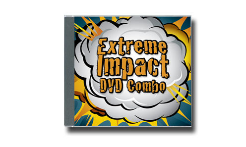 Sound Ideas Extreme Impact Combo Sound Archive