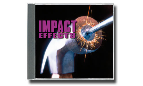 Sound Ideas Impact Effects 2 Sound Archive