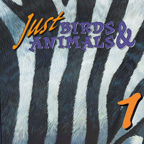 Sound Ideas - Just Birds And Animals Sound Effects Library