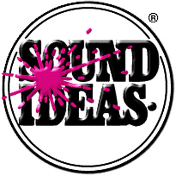 Sound Ideas Geräusche Label Logo