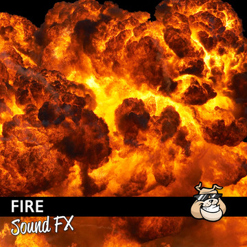 Sounddogs Fire and Explosions Sound Pack