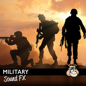 Sounddogs - Military Product Artwork