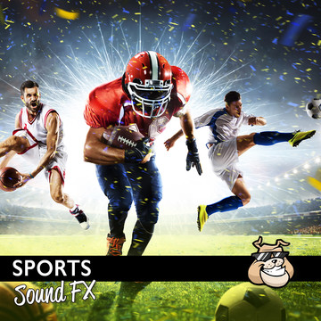Sounddogs - Sports, by download Product Artwork