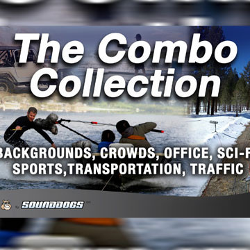 Sounddogs - The Combo Collection Product Artwork