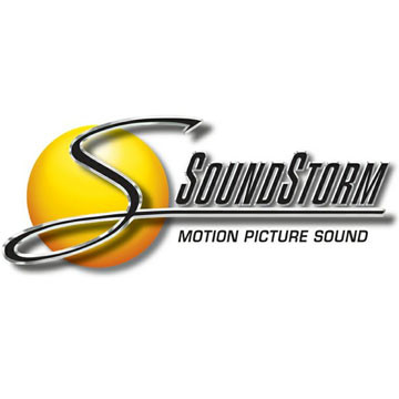 Soundstorm Motion Picture Sound Library - Harddrive Product Artwork