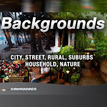 Sounddogs - Backgrounds, by download Product Image