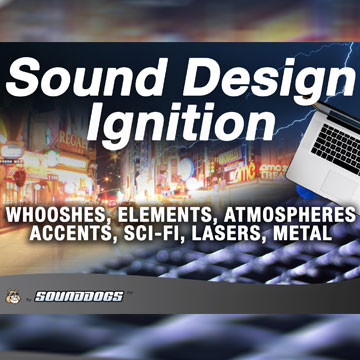 Sounddogs - Sound Design Ignition, by download Product Image