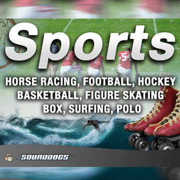Sounddogs - Sports, by download Product Image