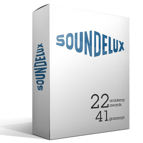 Soundelux Sound Library - Are you ready for your own award?