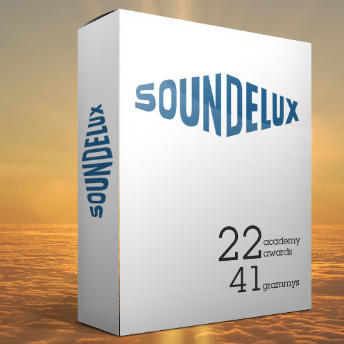 Soundelux Sound Effects Library - Soundelux offers crystal-clear sound quality