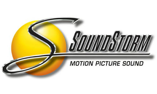 Soundstorm Film Sound Archive Logo