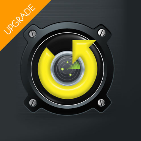 Crossgrade Soundminer HD Plus - V5 Pro iLok Product Artwork