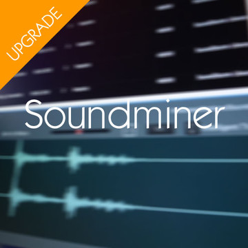 Soundminer V4.5 Standard to V5 Pro Upgrade Product Artwork
