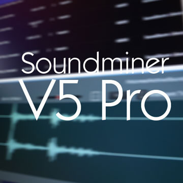 Soundminer V5 Pro Product Artwork
