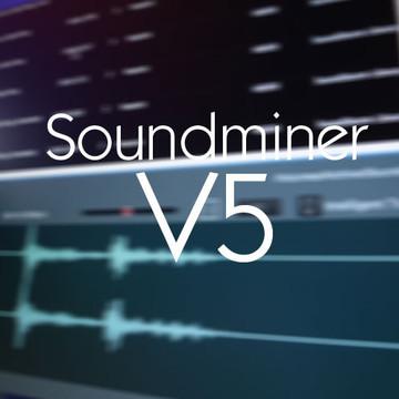 Soundminer V5 Standard Product Artwork