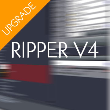Upgrade Soundminer Ripper Version 3.1.3 zu Version 4 Produkte Bild