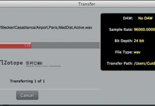 Soundminer V5 Pro 64Bit iZotope Transfer